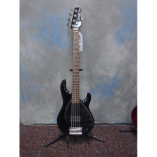 Ernie Ball Music Man Sterling 5 String Electric Bass Guitar-thumbnail