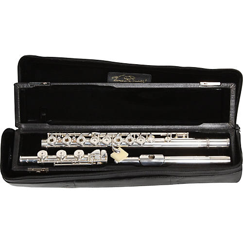 Powell Sterling Silver Handmade Conservatory Series Flute