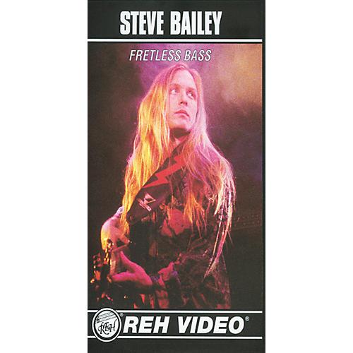 Alfred Steve Bailey Fretless Bass Video
