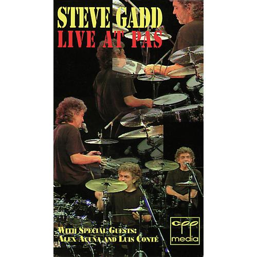 Alfred Steve Gadd Live at Pas '95 Video-thumbnail