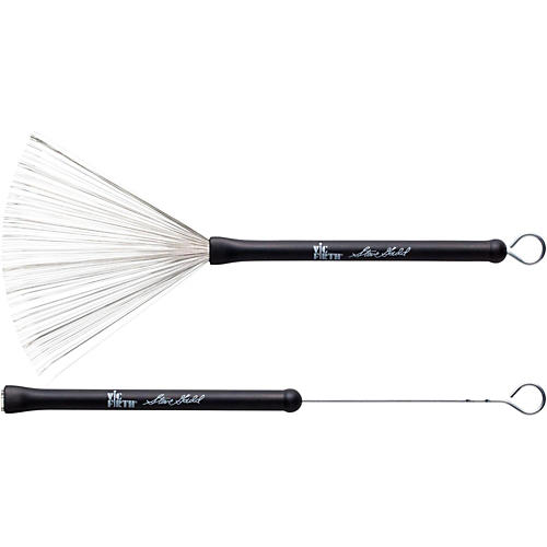 Vic Firth Steve Gadd Wire Brushes-thumbnail