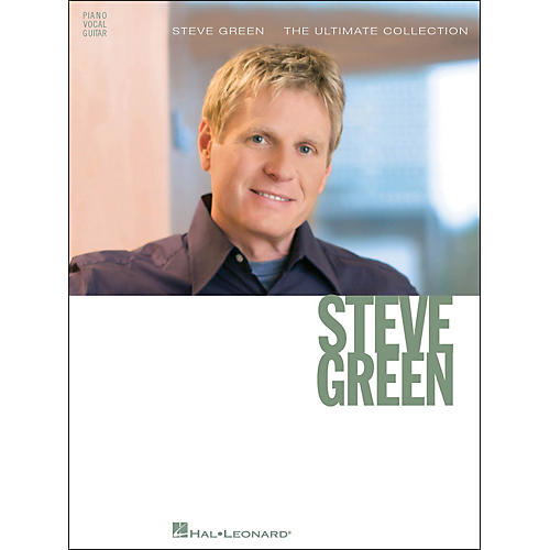 Hal Leonard Steve Green The Ultimate Collection arranged for piano, vocal, and guitar (P/V/G)-thumbnail