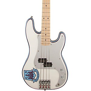 Fender Steve Harris Signature Precision Bass Electric Bass Guitar by Fender