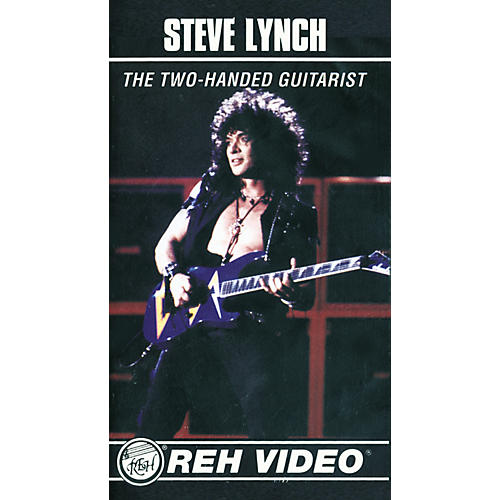 Alfred Steve Lynch Two-Handed Guitarist Video-thumbnail