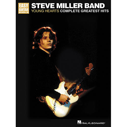 Hal Leonard Steve Miller Band - Young Hearts: Complete Greatest Hits-thumbnail