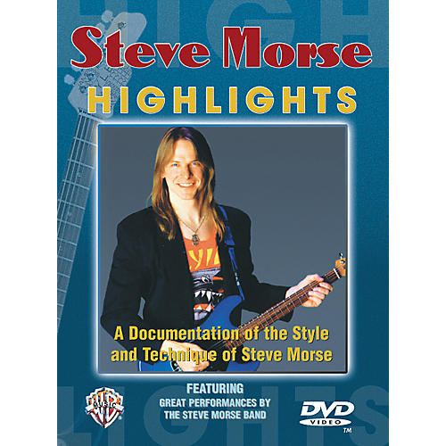 Alfred Steve Morse - Essential Highlights DVD
