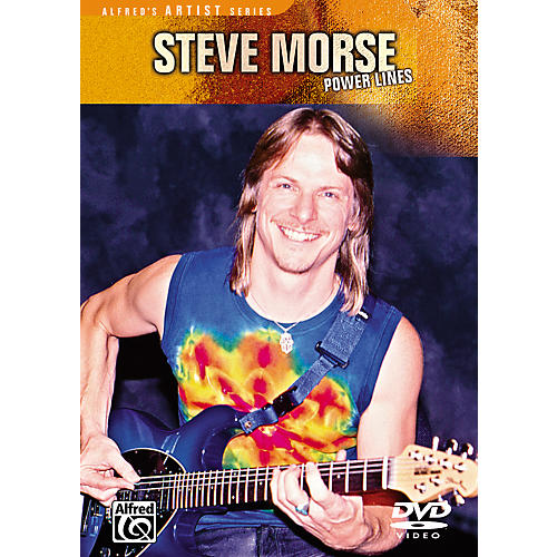 Alfred Steve Morse Power Lines DVD-thumbnail