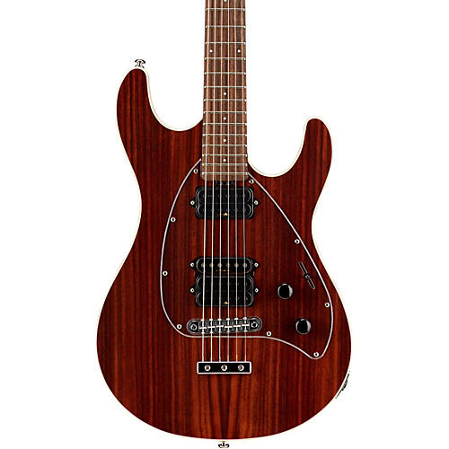 Ernie Ball Music Man Steve Morse Y2D Electric Guitar with All-Rosewood Neck