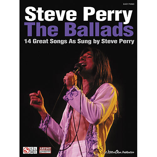 Cherry Lane Steve Perry - The Ballads For Easy Piano