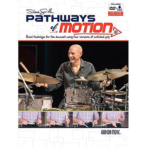 Hal Leonard Steve Smith Pathways of Motion Book/DVD/Online Media-thumbnail