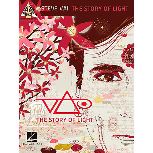 Hal Leonard Steve Vai - The Story Of Light Guitar Tab Songbook-thumbnail