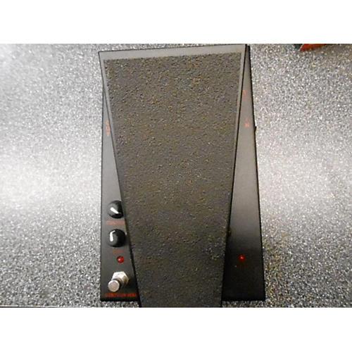Morley Steve Vai Bad Horsie 2 Contour Wah Black Effect Pedal