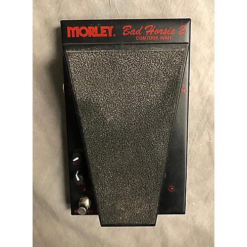 Morley Steve Vai Bad Horsie 2 Contour Wah Effect Pedal-thumbnail