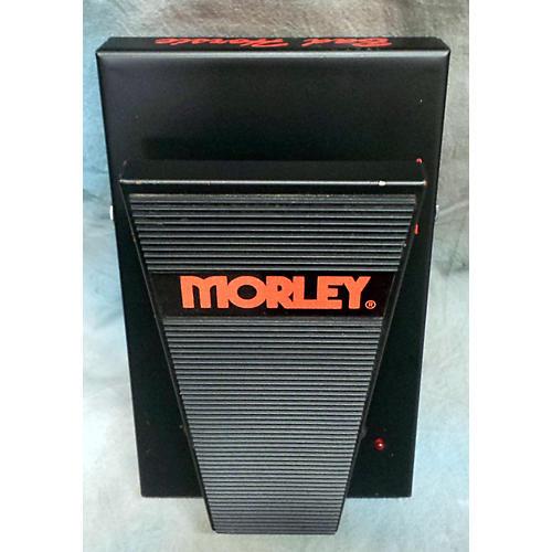 Morley Steve Vai Bad Horsie Wah Effect Pedal-thumbnail
