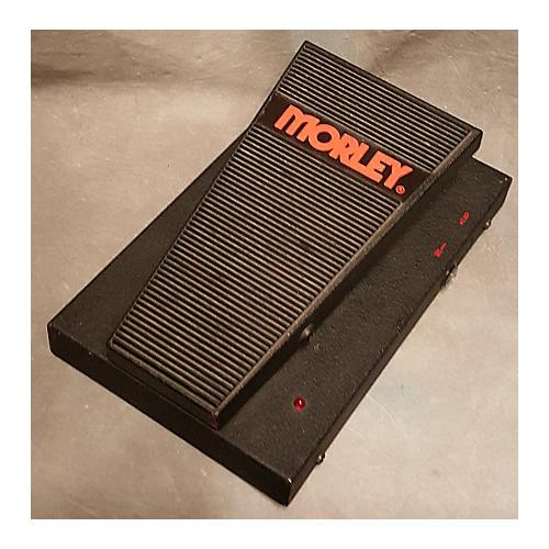 Morley Steve Vai Bad Horsie Wah Effect Pedal