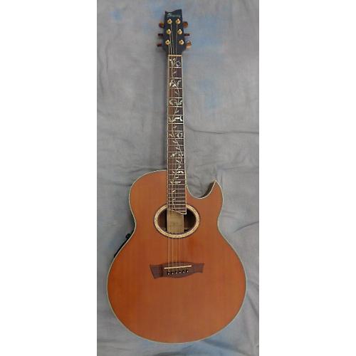 Ibanez Steve Vai Euphoria Acoustic Guitar-thumbnail