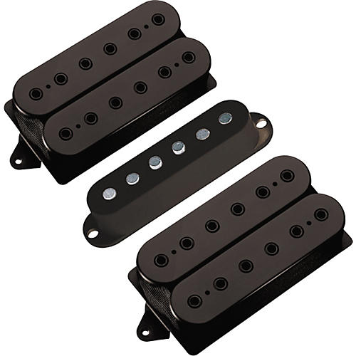 DiMarzio Steve Vai Evolution Humbucker Set Black