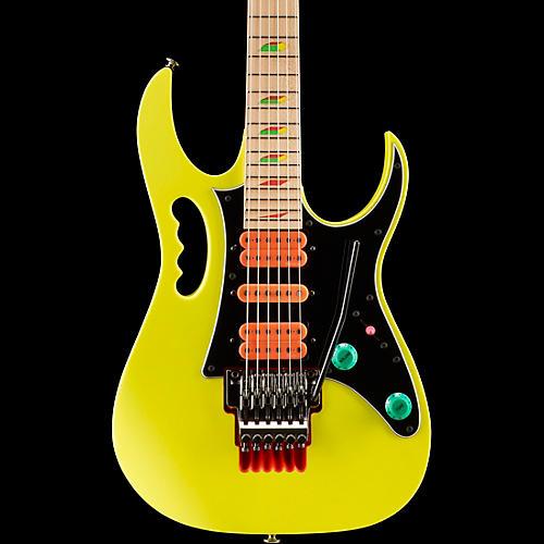 Ibanez Steve Vai Signature JEM777 Electric Guitar Limited Edition Desert Sun Yellow-thumbnail