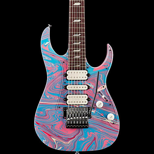 Ibanez Steve Vai Signature Passion & Warfare 25th Anniversary Limited Edition 7-String Electric Guitar