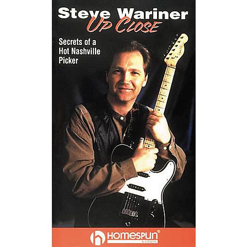 Hal Leonard Steve Wariner - Up Close Video-thumbnail