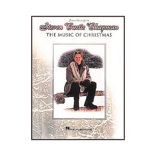 Hal Leonard Steven Curtis Chapman- The Music of Christmas Piano, Vocal, Guitar Songbook-thumbnail