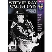 Hal Leonard Stevie Ray Vaughan - Guitar Play-Along DVD Volume 32