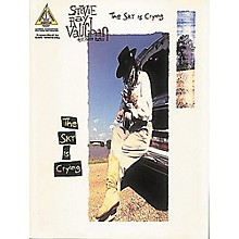 Hal Leonard Stevie Ray Vaughan - The Sky Is Crying Guitar Tab Book