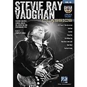 Hal Leonard Stevie Ray Vaughan Classics - Guitar Play-Along DVD Volume 43
