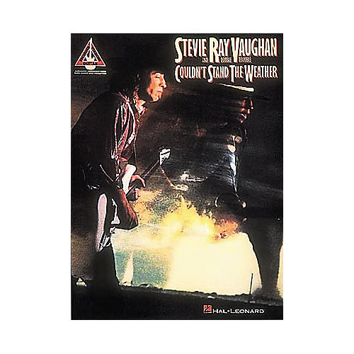 Hal Leonard Stevie Ray Vaughan Couldn't Stand the Weather Guitar Tab Songbook-thumbnail