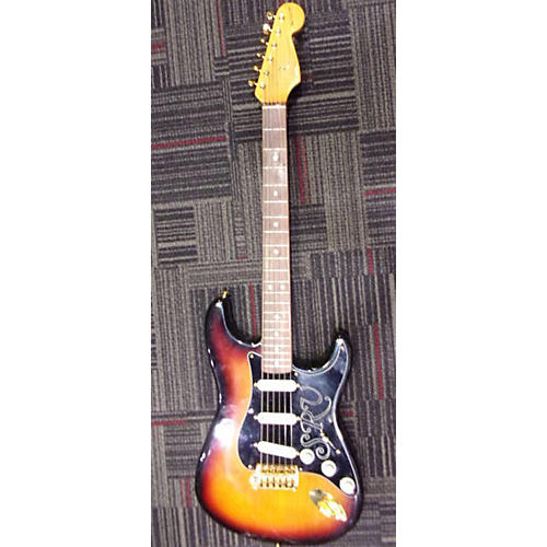 Fender Stevie Ray Vaughan Signature Stratocaster Vintage Sunburst Electric Guitar