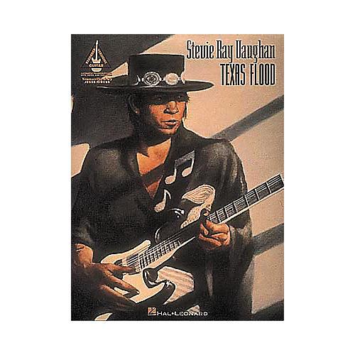 Hal Leonard Stevie Ray Vaughan Texas Flood Guitar Tab Songbook-thumbnail