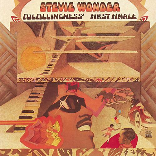 Universal Music Group Stevie Wonder - Fulfillingness' First Finale [Vinyl LP]