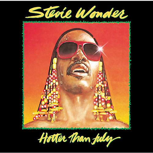 Universal Music Group Stevie Wonder - Hotter Than July [Vinyl LP]
