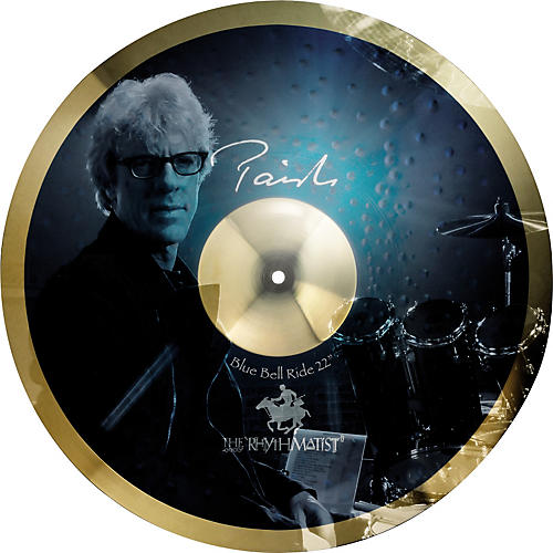 Paiste Stewart Copeland Signature Blue Bell Ride 22 in.