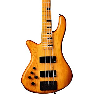 Schecter Guitar Research Stiletto-5 Session 5 String Left Handed Electric B...