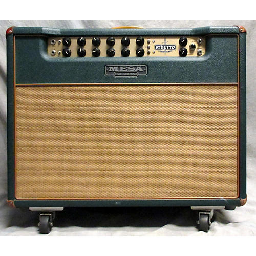 Mesa Boogie Stiletto Ace 2x12 50W Tube Guitar Combo Amp-thumbnail
