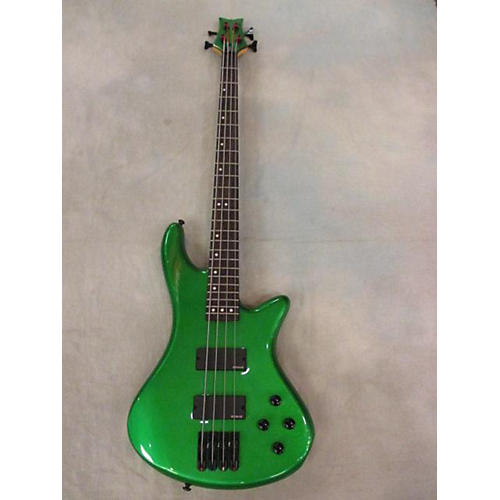 Schecter Guitar Research Stiletto Custom 4 String Electric Bass Guitar-thumbnail