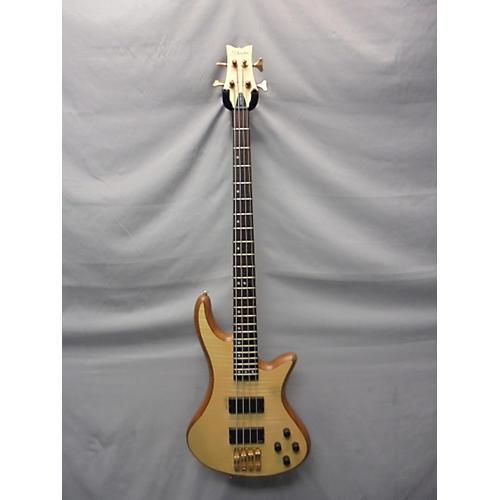 Schecter Guitar Research Stiletto Custom 4 String Electric Bass Guitar-thumbnail