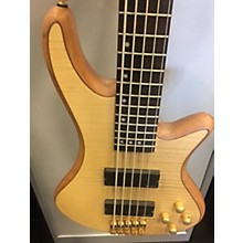 Schecter Guitar Research Stiletto Custom 5 String Electric Bass Guitar