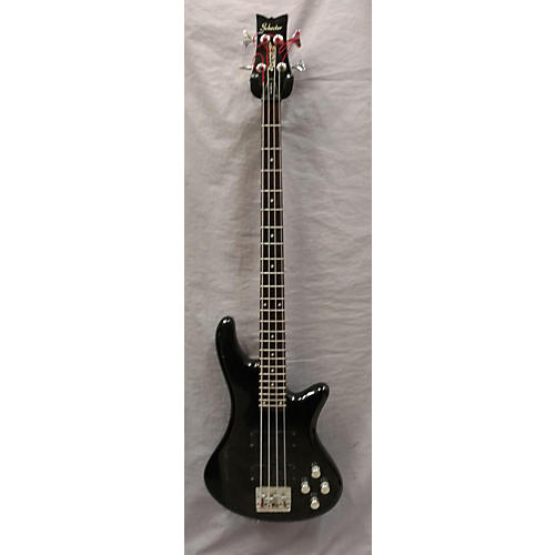 Schecter Guitar Research Stiletto Deluxe 4 String Electric Bass Guitar