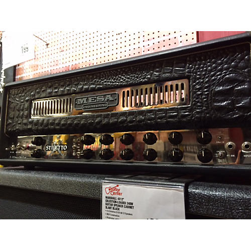 Mesa Boogie Stiletto Deuce 100W Tube Guitar Amp Head