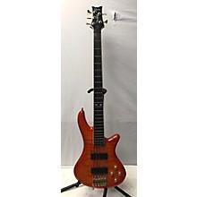Schecter Guitar Research Stiletto Elite 5 String Electric Bass Guitar