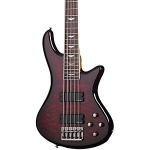 Schecter Guitar Research Stiletto Extreme-5 5 String Bass