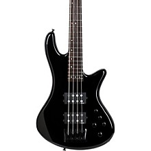 Stiletto Stage-4 Electric Bass Guitar Gloss Black
