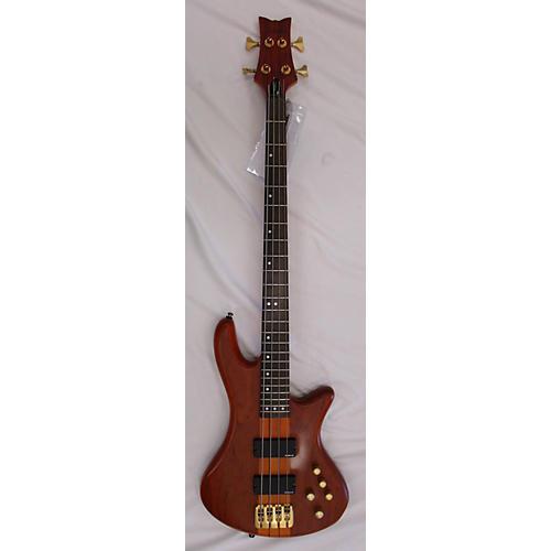 Schecter Guitar Research Stiletto Studio 4 Electric Bass Guitar-thumbnail
