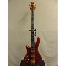 Schecter Guitar Research Stiletto Studio 4 Left-handed Electric Bass Guitar