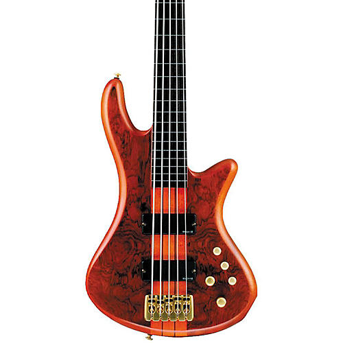 Schecter Guitar Research Stiletto Studio-5 Bass-thumbnail