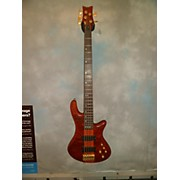 Schecter Guitar Research Stiletto Studio 5 String Electric Bass Guitar