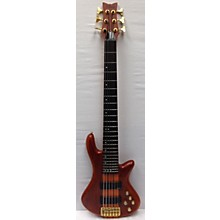 Schecter Guitar Research Stiletto Studio 6 String Electric Bass Guitar