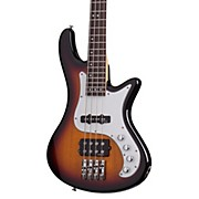 Schecter Guitar Research Stiletto Vintage-4 Electric Bass Guitar
